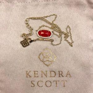 Kendra Scott Elise necklace